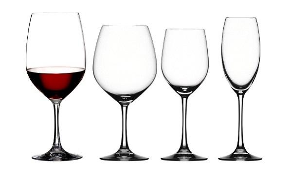 Различные бокалы для вина