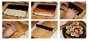 Рисоварка – это возможность приготовить суши дома