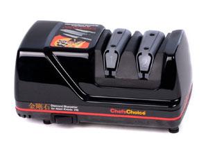 Электрический станок от Chef's Choice CH/316 для ножей из металла и керамики