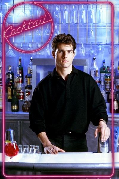 Вышедший в 1988 году фильм «Коктейль» с Томом Крузом возродил популярность флейринга