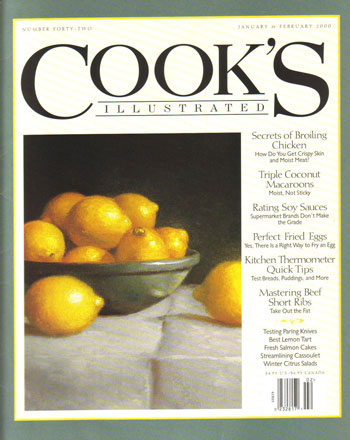 Cook`s Illustrated