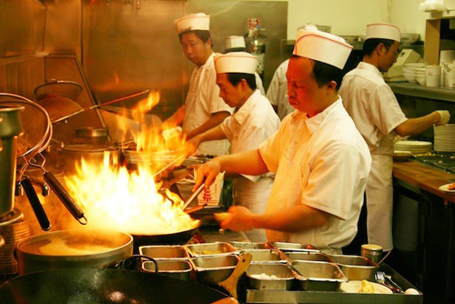 Вок – основной инструмент китайских поваров